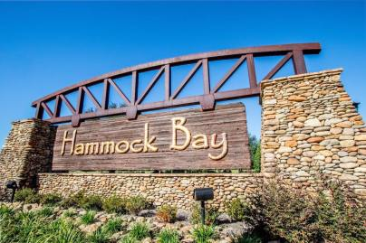 Hammock Bay Sign