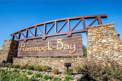 Hammock Bay Sign